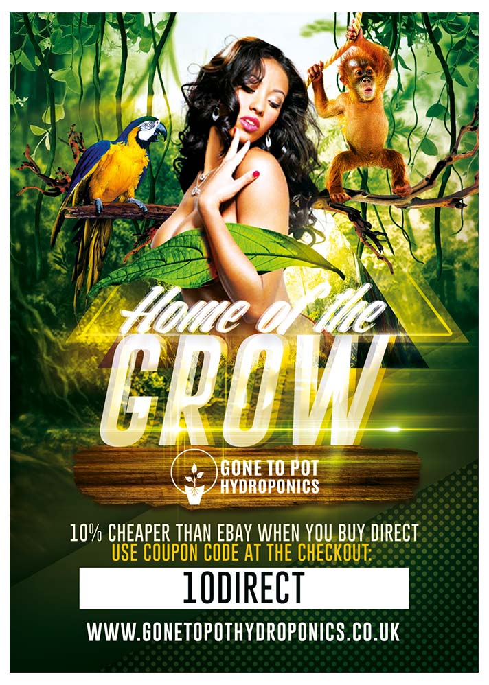 Home of the Grow Flier
