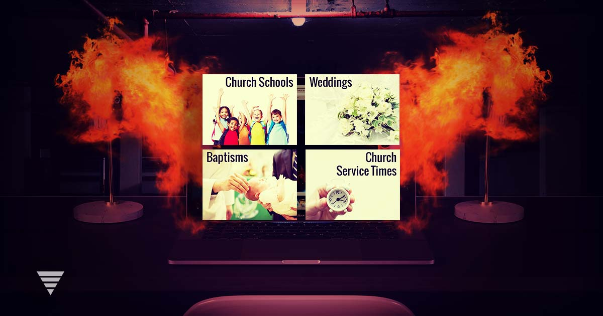 Christ Church SW19 - Homepage Assets