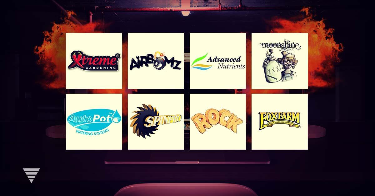 GTP Hydroponics - Brand Logos Assets
